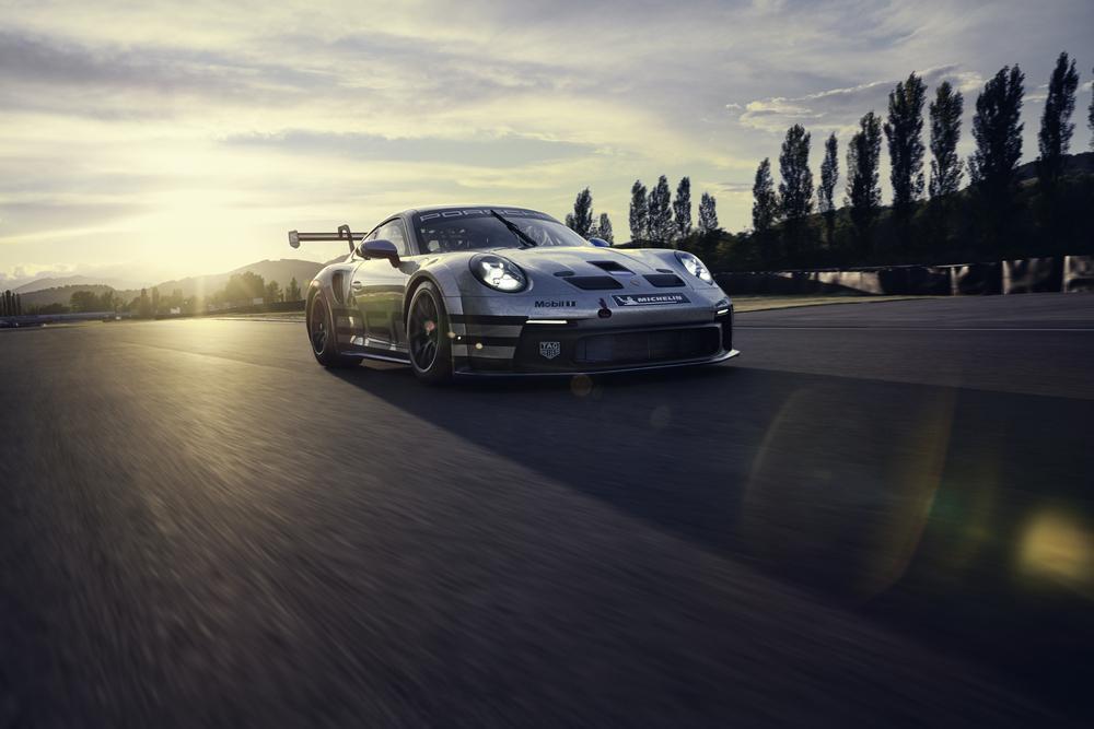 Porsche 992 gt3 cup