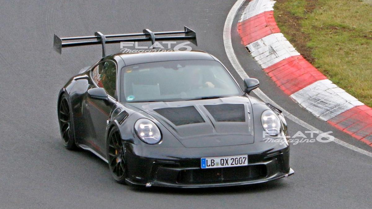 Porsche 992 gt3 rs 2 1