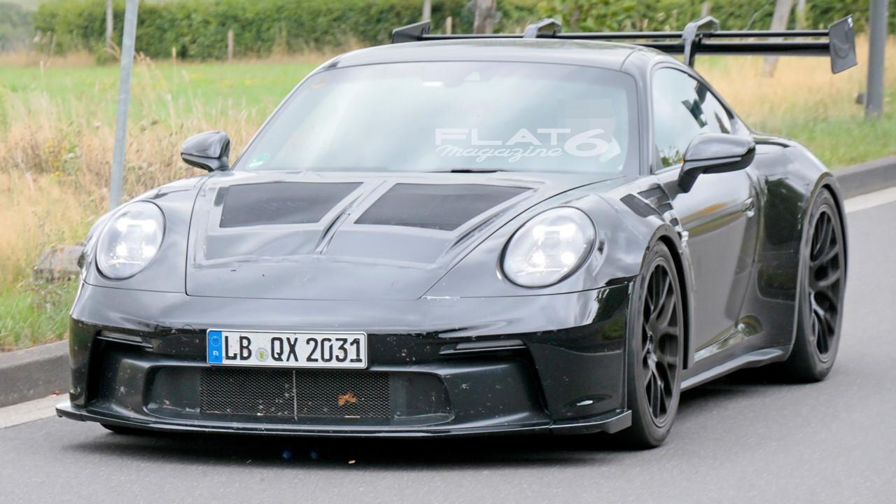 Porsche 992 gt3 rs 2