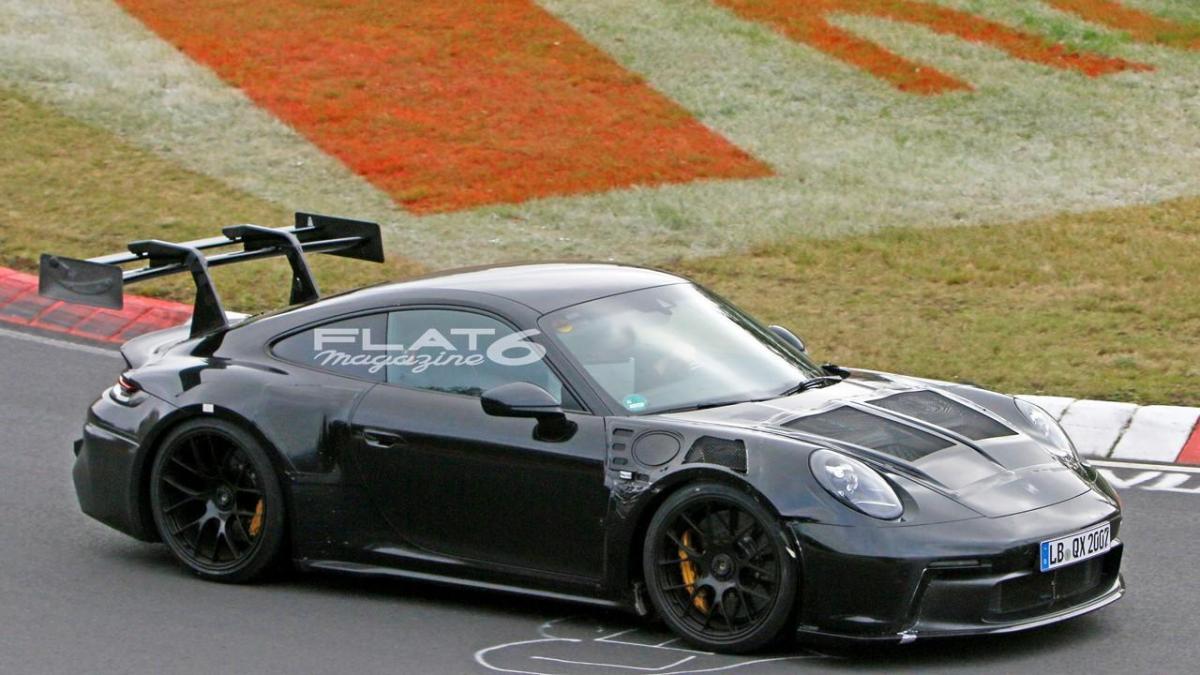 Porsche 992 gt3 rs 3 1