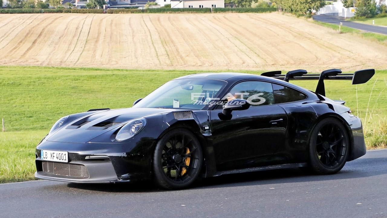 Porsche 992 gt3 rs 3 3