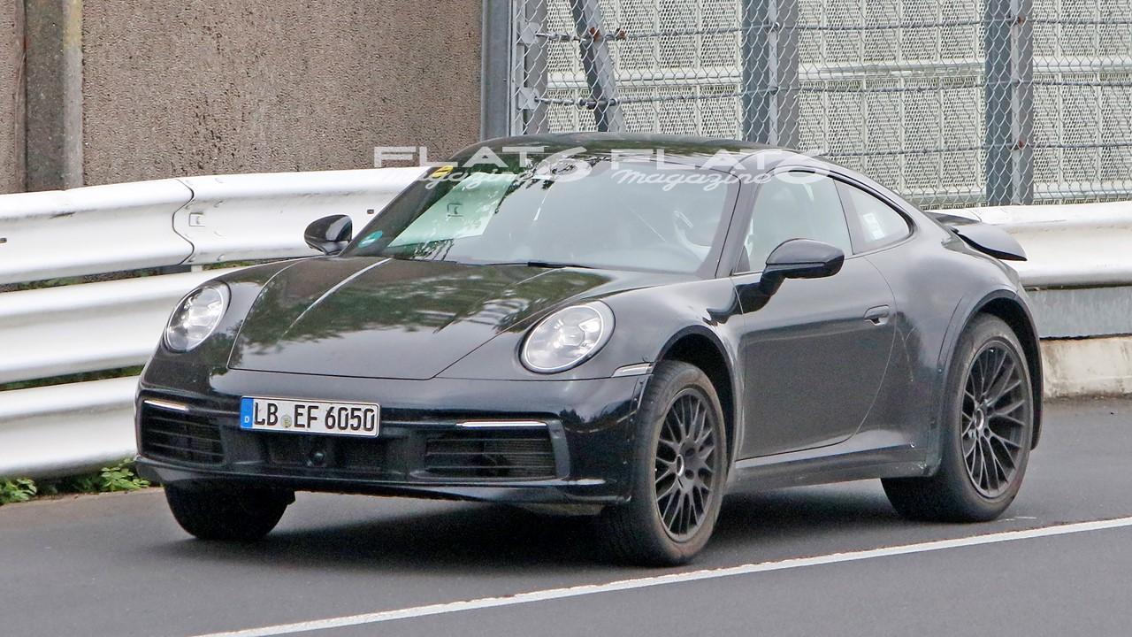 Porsche 992 safari 2