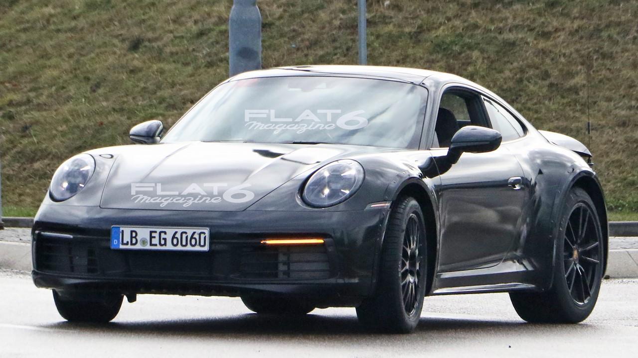 Porsche 992 safari 3 1