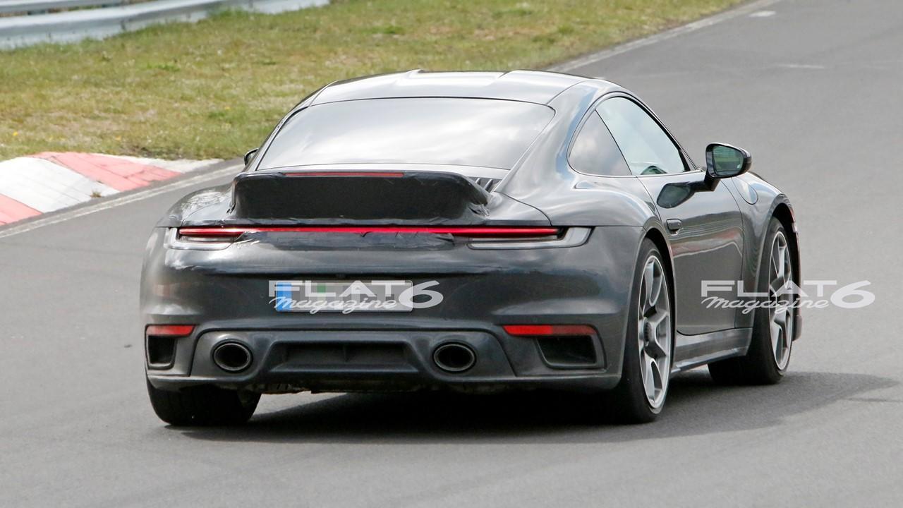 Porsche 992 sport classic nurburgring 4