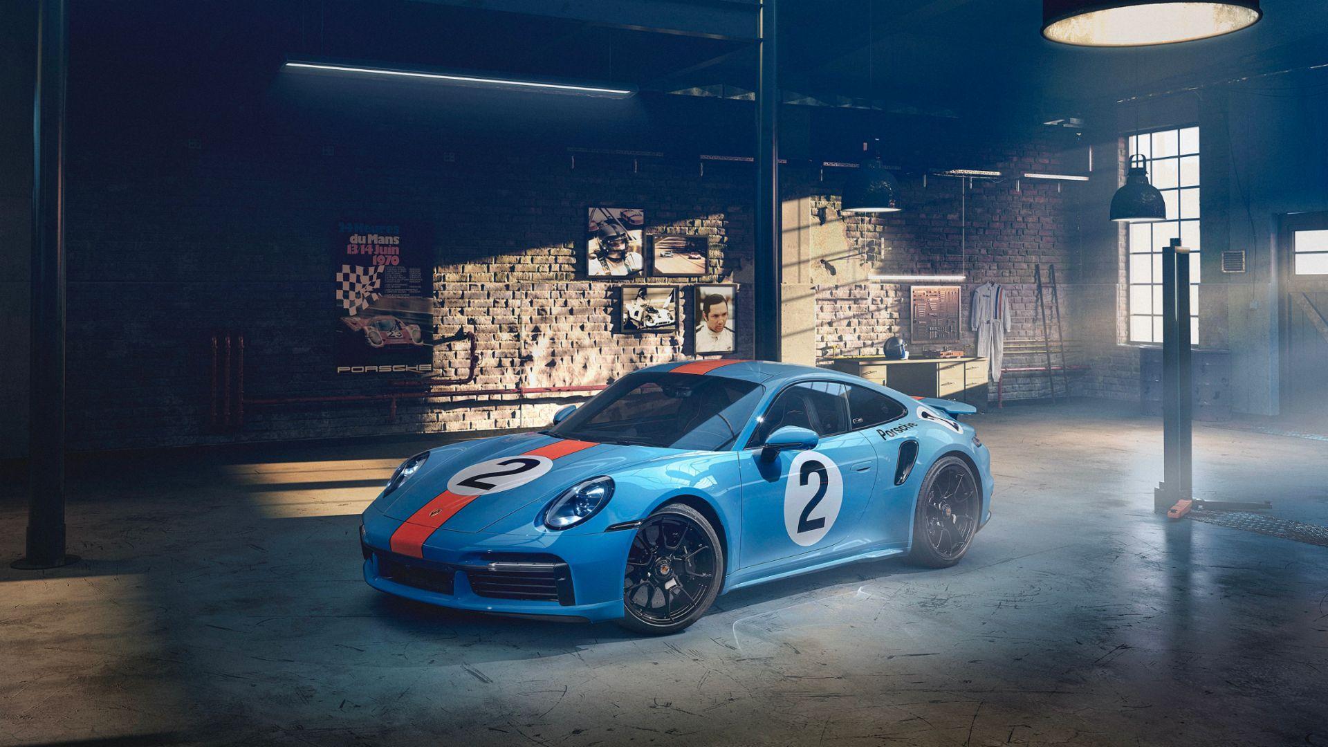 Porsche 992 turbo s pedro rodriguez