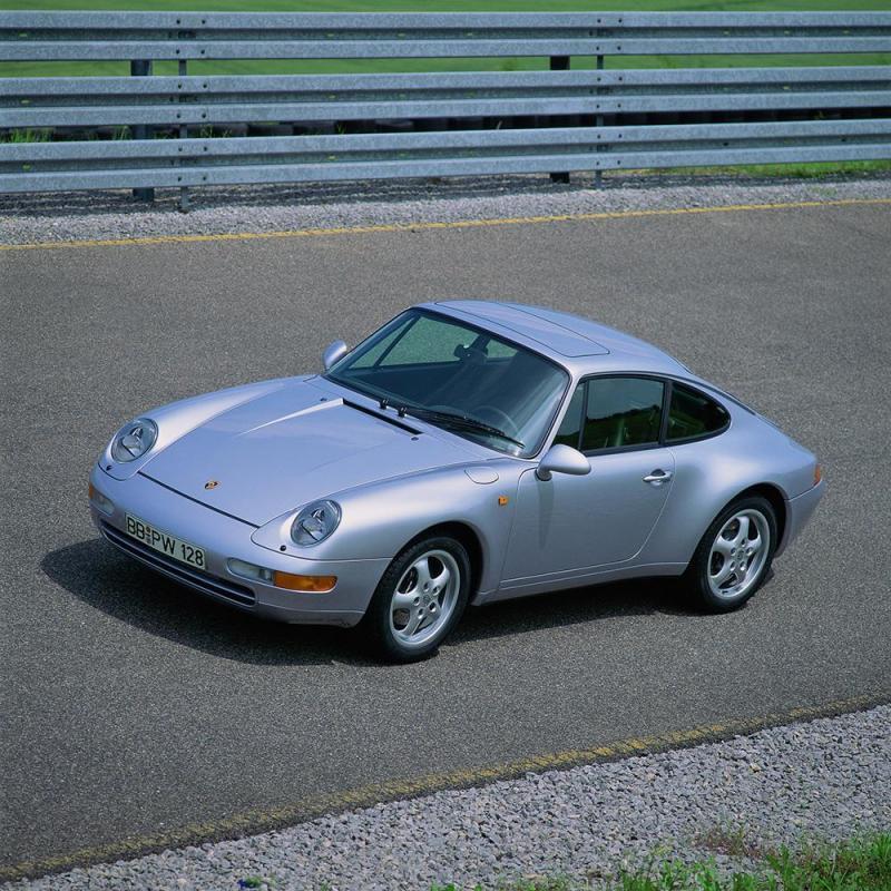 Porsche 993 3