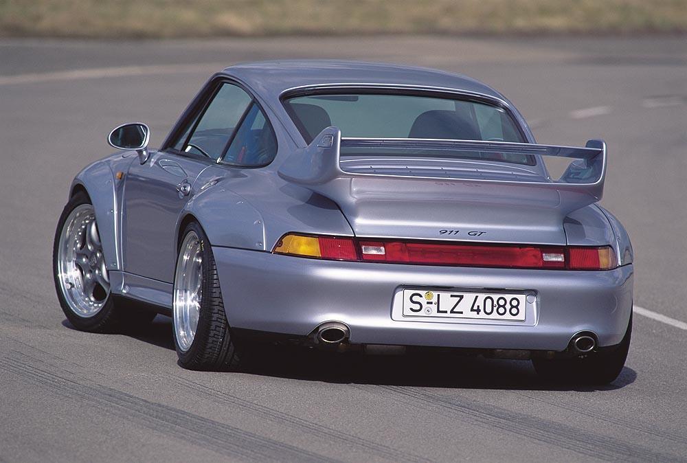 Porsche 993 gt gt2