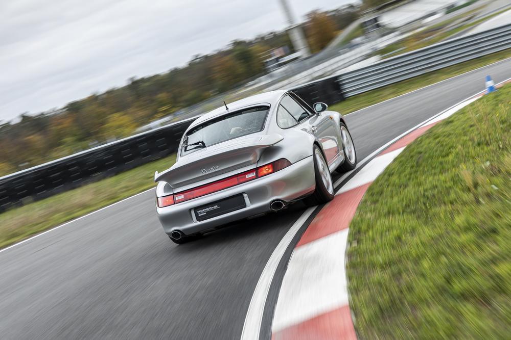 Porsche 993 turbo 3