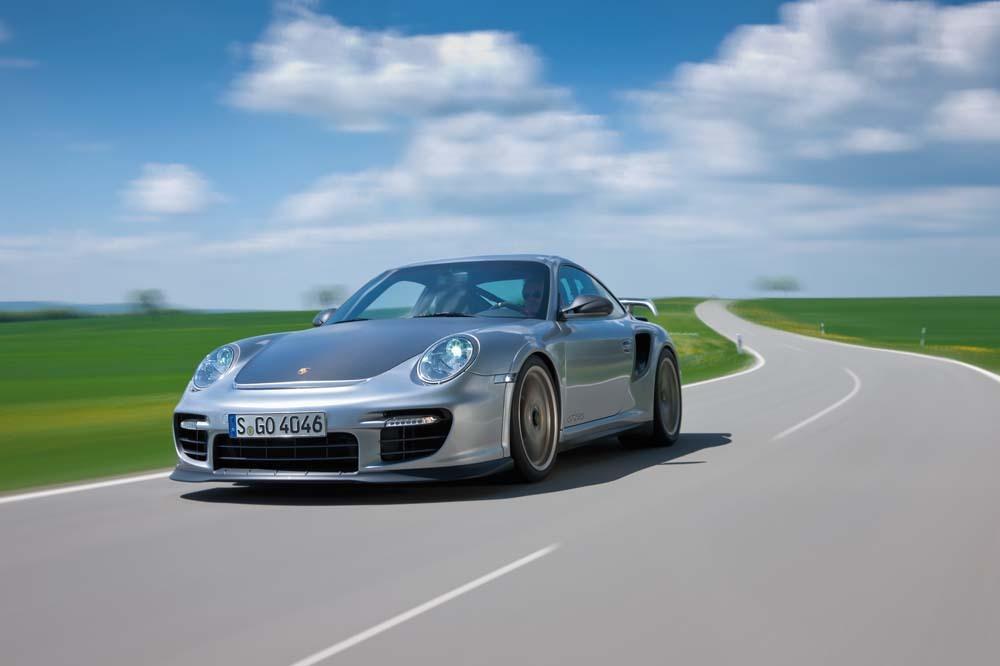 Porsche 996 gt2 rs