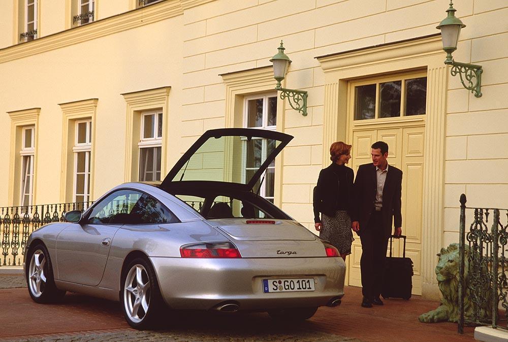 Porsche 996 targa hayon 1