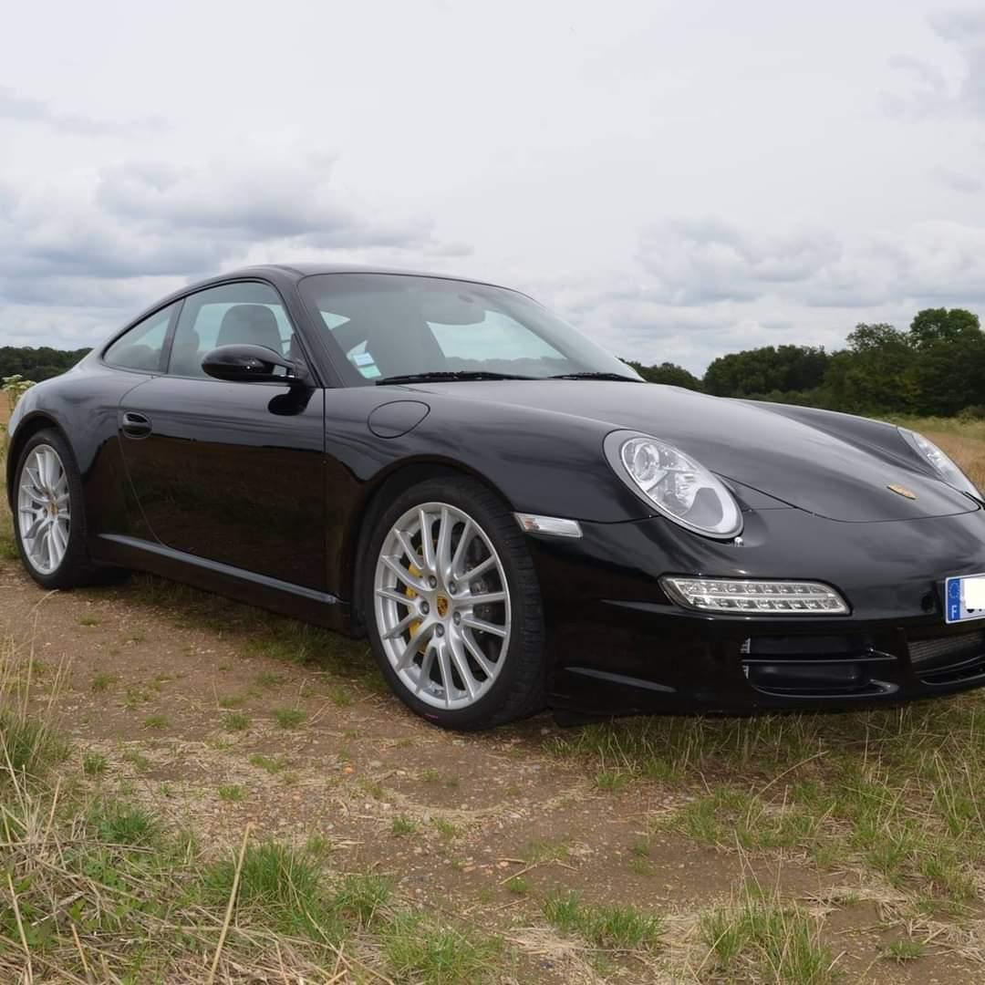 Porsche 997 Carrera S 355 ch (Porsche 997)