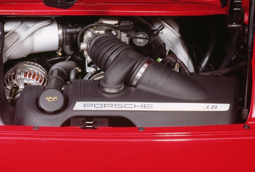 Porsche 997 carrera s phase 1 moteur