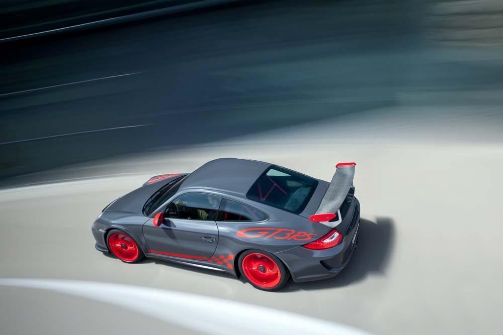 Porsche 997 gt3 rs ph 2