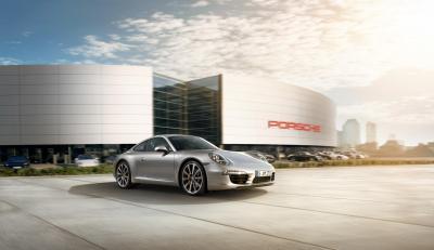 Porsche approved 2