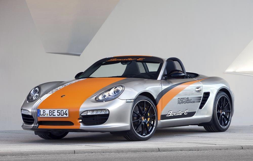 Porsche boxster e large