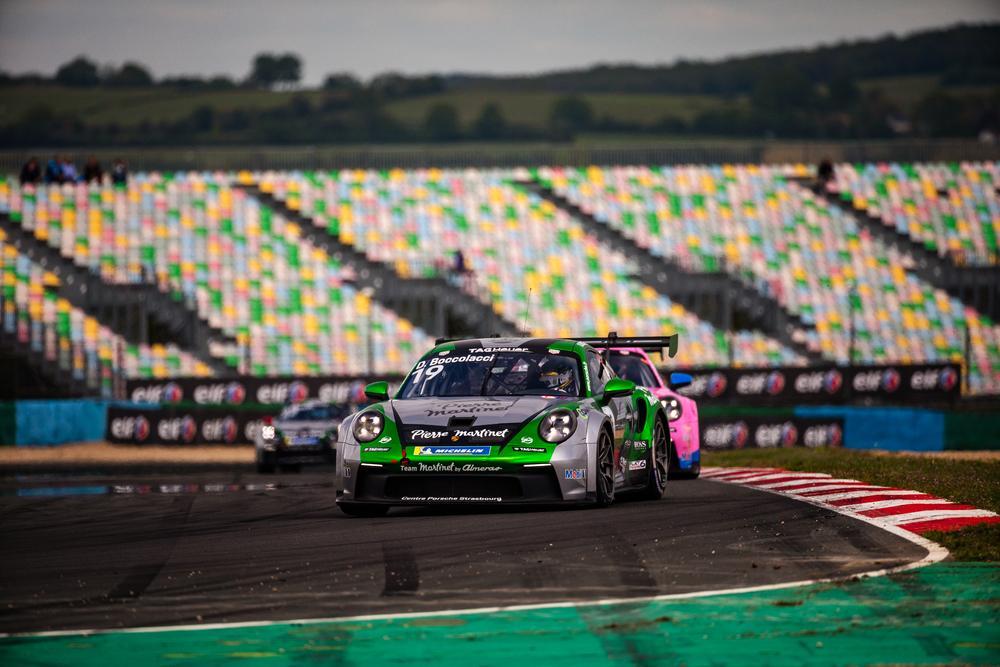 Porsche carrera cup france 1