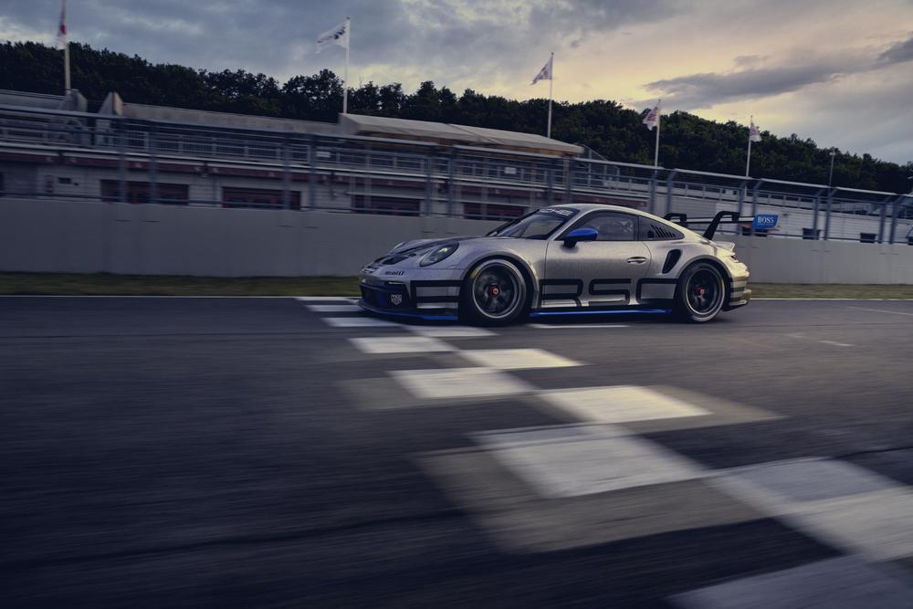 Porsche carrera cup france 2
