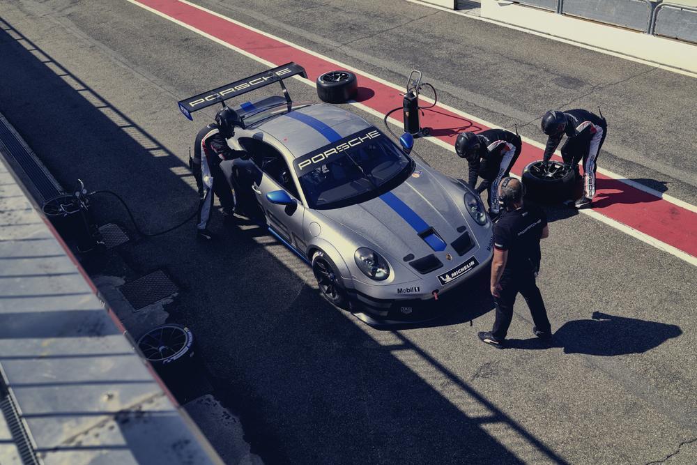 Porsche carrera cup france 3