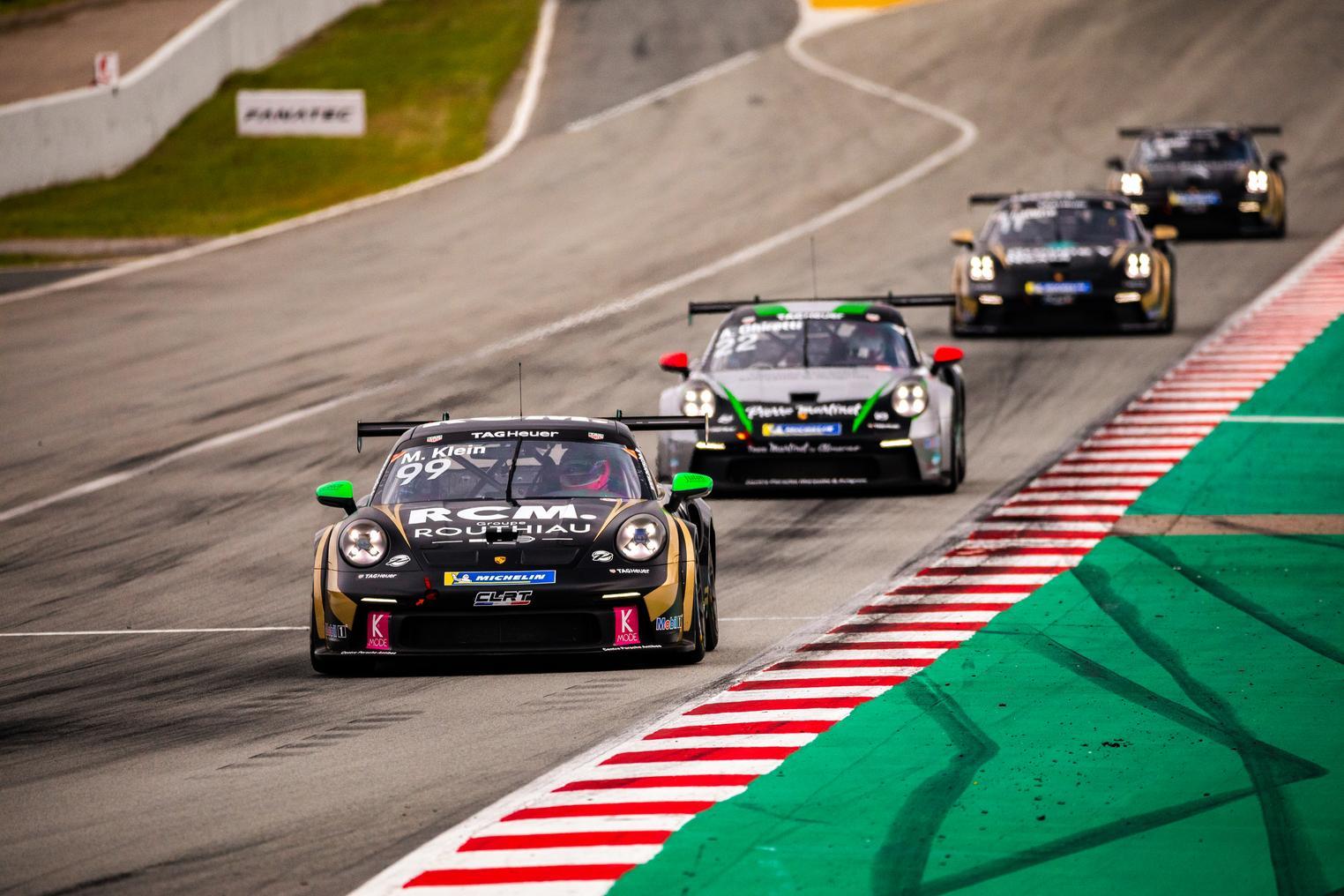 Porsche carrera cup france 4