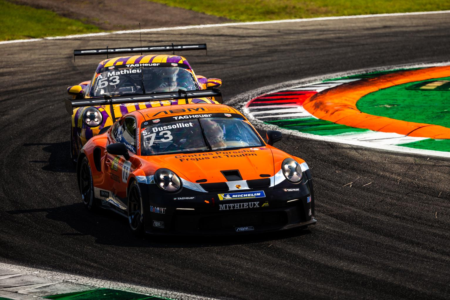 Porsche carrera cup france monza porsche 911 gt3 cup 2
