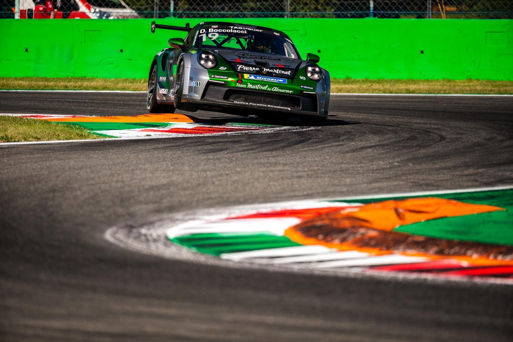 Porsche carrera cup france monza porsche 911 gt3 cup 4