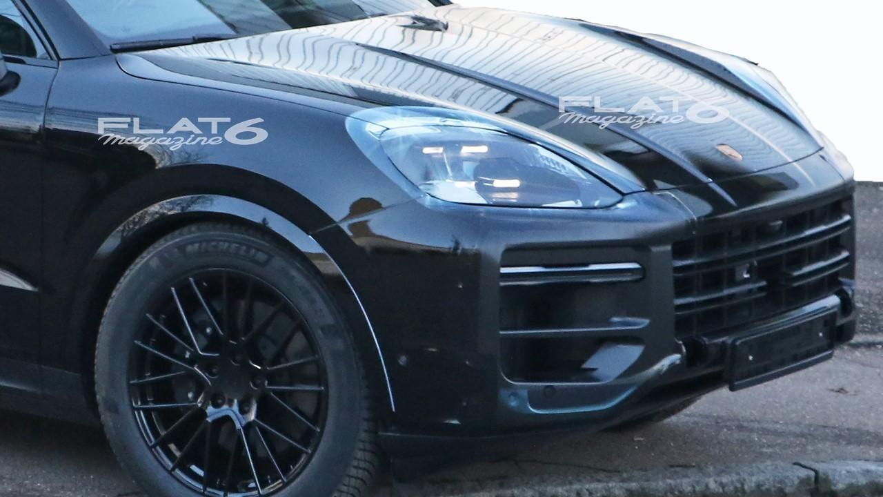 Porsche cayenne giii 3