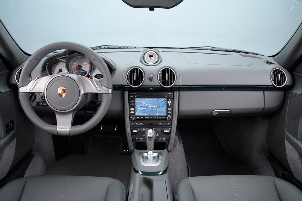 Porsche cayman 987 interieur