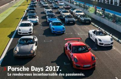 Porsche days magny cours