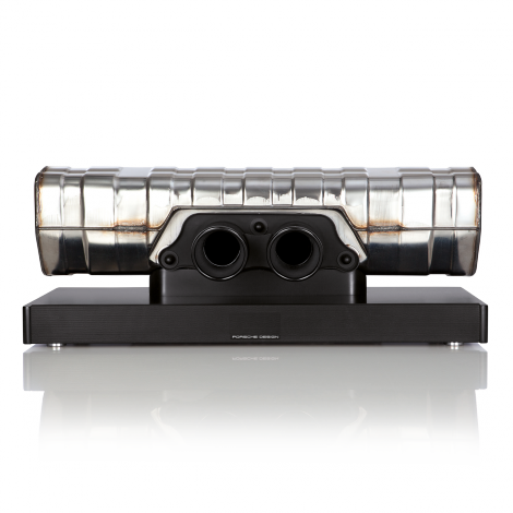 Porsche design gt3 sound bar 1