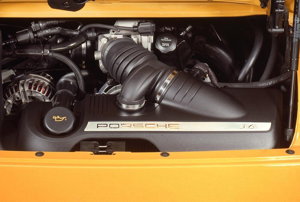 Porsche flat 6 36