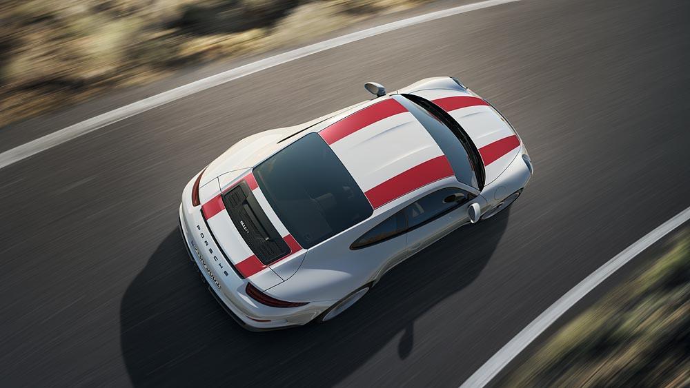 Porsche gene ve 2016 911 r 1