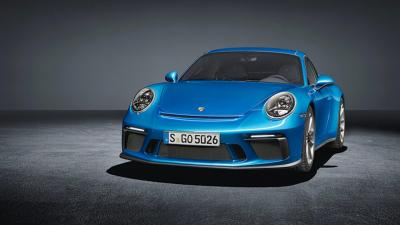 Porsche gt3 touring 1