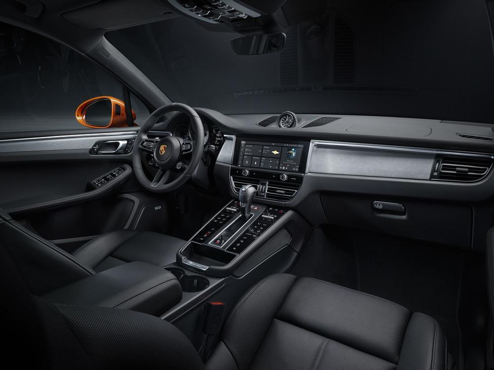 Porsche macan 2021 4