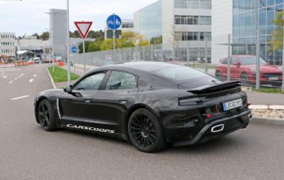 Porsche mission e dev 2