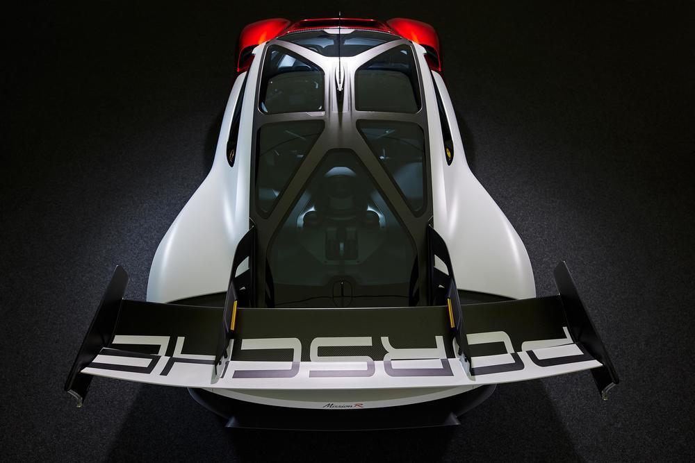 Porsche mission r concept 3