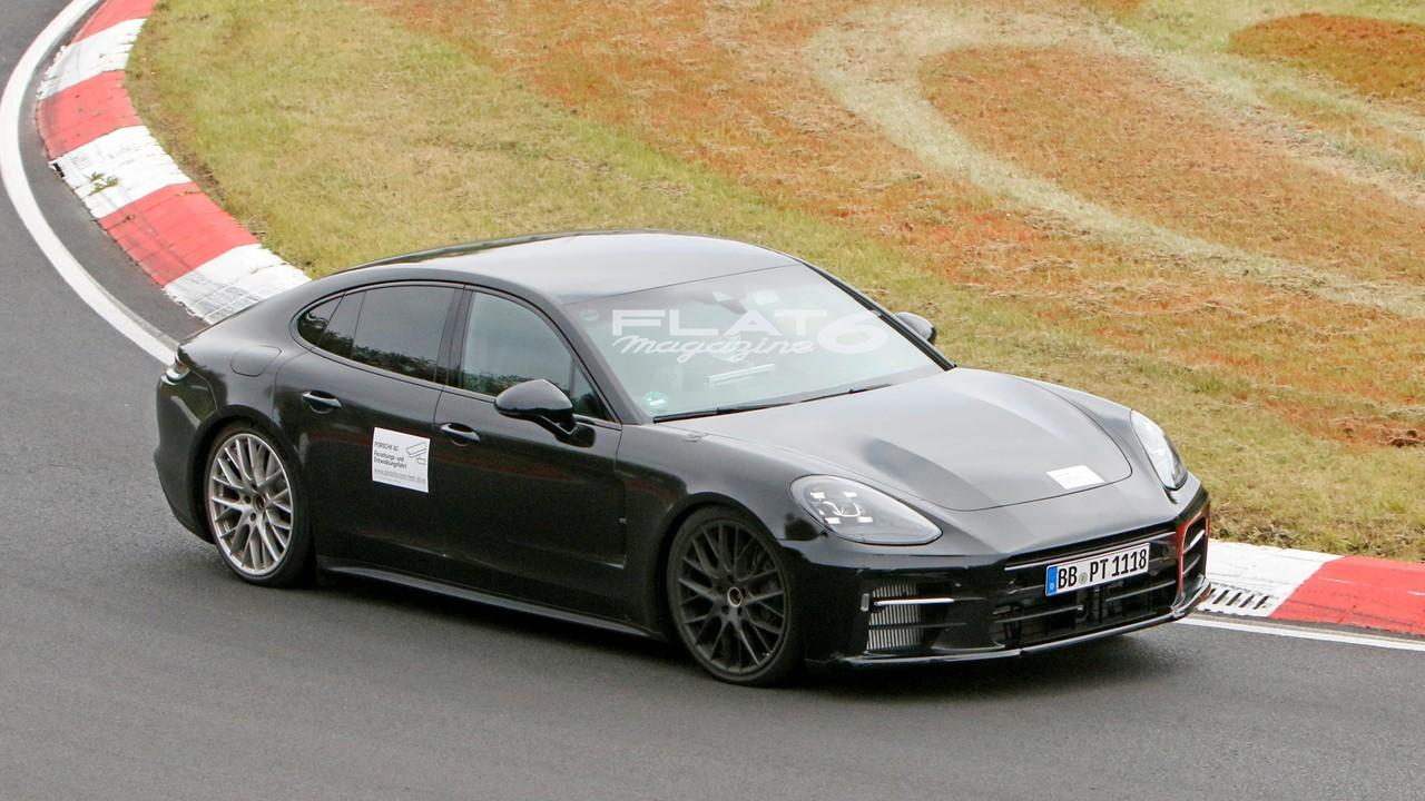 Porsche panamera turbo gt 2