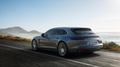 Porsche panamera turbo sport turismo 1