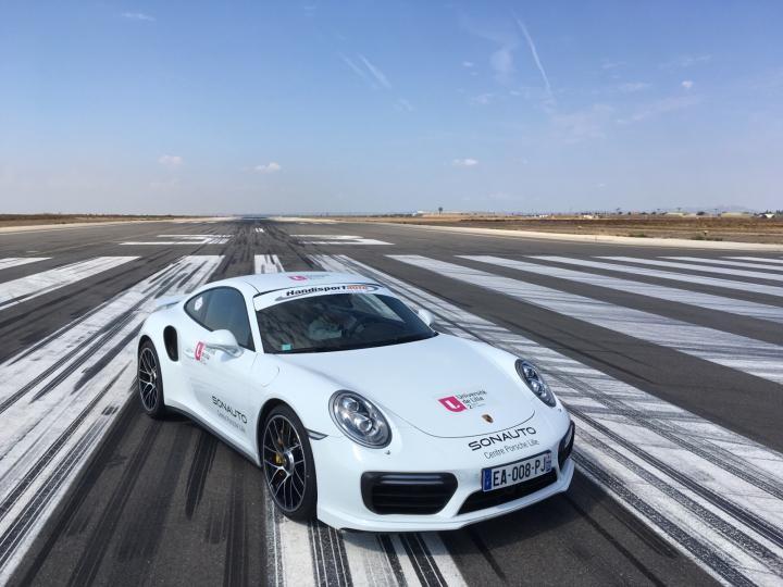 Porsche record vitesse 2