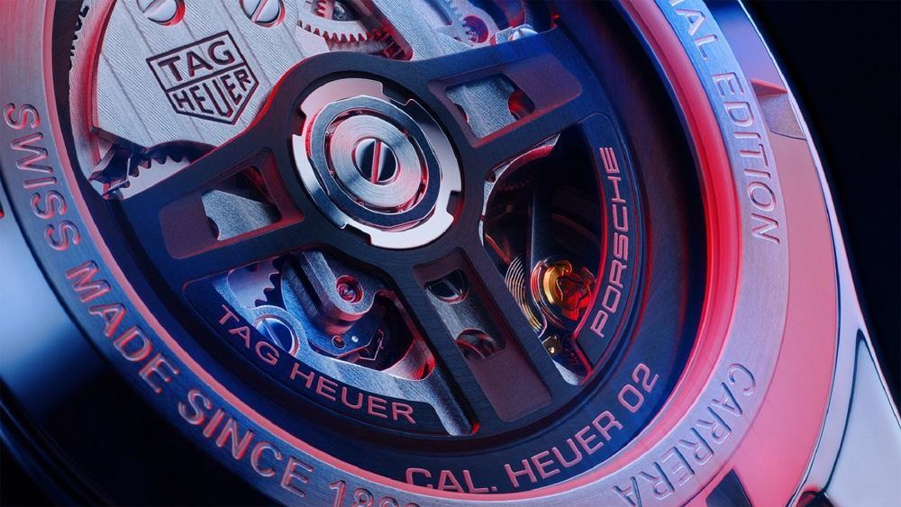 Porsche tag heuer 2