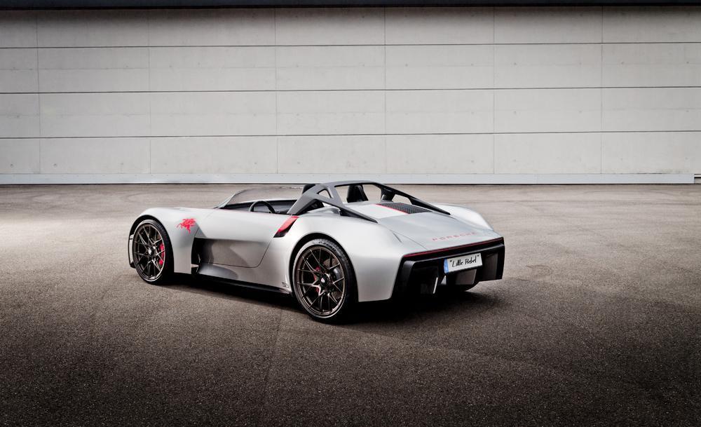 Porsche vision spyder 2