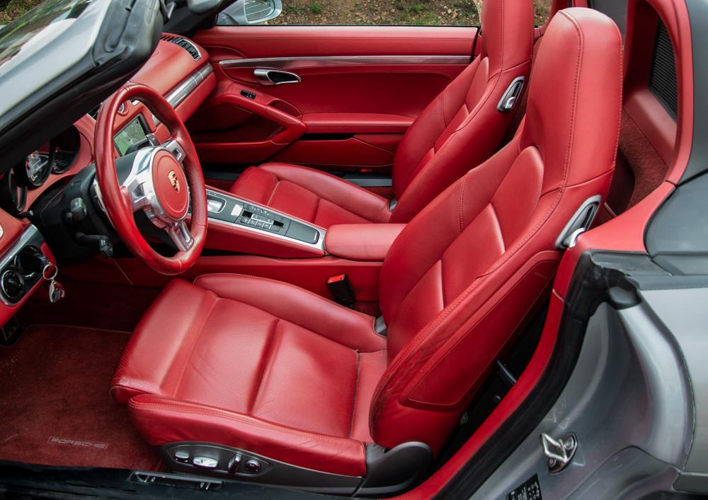 Porsche Boxster 981 S (Boxster)